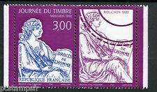 FRANCE 1997, Paire timbre vignette 3052a, Journée TIMBRE, MOUCHON 1902, neuf**