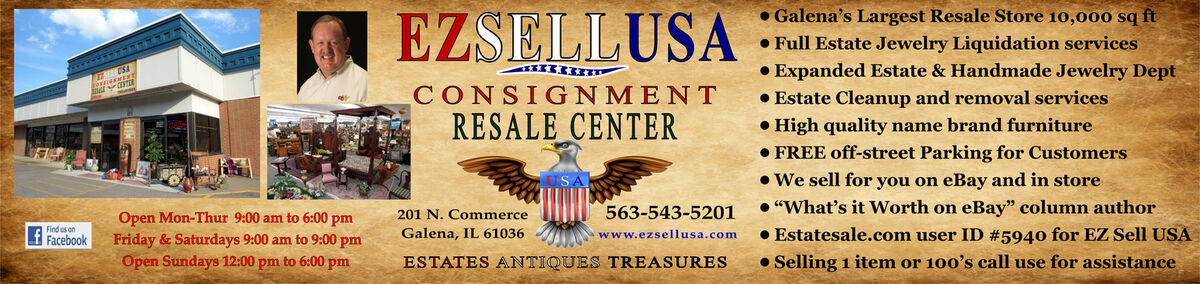 EZ Sell USA Consignment Center