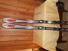Axis AC 7.0 SKIS 160cm with Marker 3.1 ski bindings SNOW!!!  ~~