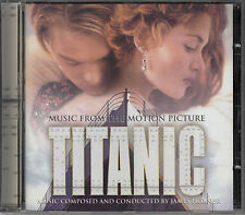 CD ALBUM BO FILM TITANIC / JAMES HORNER