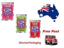 BJ Blast Cherry Oral Sex Candy Buck's, Hen's Bucks Novelty Party free post