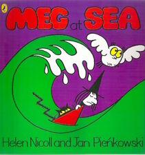 MEG AT SEA Helen Nicoll Jan Pienkowski Brand New! paperback 2016 Baby's classic