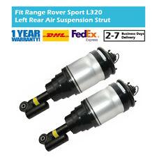 Paar Hinten Luftfederung Federbein mit VDS Für Range Rover Sport L320 3.0D 4x4