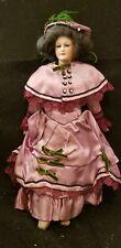 "Rare Antique 7925 Gebruder Heubach Fashion Lady 15"" Bisque Head Doll"