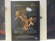 The Man Who Cried- dvd- con John Turturro, Cate Blanchett, Johnny Depp, Cristina