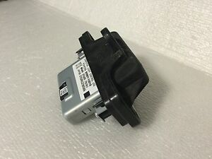 LEXUS IS350 IS250 ISF XENON HEADLIGHT LED COMPUTER BALLAST w/ COVER COMPUTER OEM