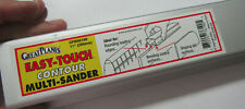 """Great Planes Easy-Touch Contour Multi-Sander 11"""" long, GPMR6190, model building"""