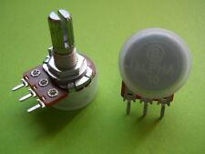 1 x Guitar Potentiometer 17mm ALPHA B 250K Ohm LIN POT