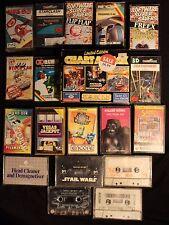 Sinclair ZX Spectrum ✔ Juegos Trabajo Lote ✔ coleccionista 48k 128k Paquete de estilo vintage y retro