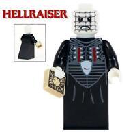 Pinhead Hellraiser Horror Minifigure Figure Custom Minifig 134