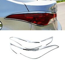 Chrome Rear Tail Light Lamp Molding Trim For HYUNDAI 2011-2016 Elantra Avante MD
