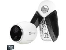 EZVIZ Mini Trooper HD Smart Home Security System, 1 Wire-Free Security Camera wi