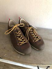 DOLOMITE Cinquantaquattro Sneaker Halbschuhe Leder braun Gr. 47 2/3 NP 159