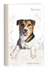 Quality Jack Russell Terrier Breed Dog Hardcover Lined Notebook A6 Perfect Gift