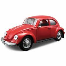 Maisto 1:24 VW Volkswagen Escarabajo Kit Coleccionable Metal Fundido Coche de
