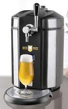 Bier-Maxx Bier-Zapf-Anlage für 5 Liter Fass mit Kühlung inkl. 3 CO2 Kapseln NEU