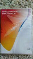 Adobe Creative Suite 3 Design Premium (PhotoShop Illustrator InDesign) Windows