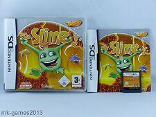 Mr. Slime Jr. für Nintendo DS/Lite/XL/3DS - OVP+Anl. - Sehr gut - BLITZVERSAND