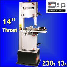 SIP 01444 14  Professional Bandsaw 230v 13a 2Hp wood 355mm throat band saw