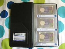 Banknote One Rupee Paper Money Album Set / Currency Album / Note Album (Blank)
