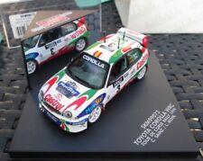 M92 1/43 TOYOTA COROLLA WRC TOUR DE CORSE RALLY 1999 SAINZ / MOYA VITESSE