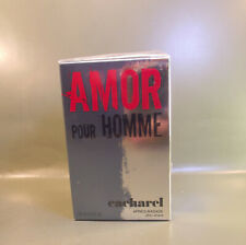 Cacharel Amor pour Homme After-Shave 125ml. Genuine new & Sealed