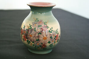 ATTRACTIVE CERAMIC SMALL VASE FLORAL