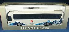 LOUIS SURBER S.A. - RENAULT FR1 - ALBERTVILLE 1992 Olympics - Coach, Bus - 1:43