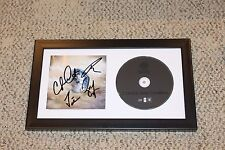 COHEED AND CAMBRIA BAND SIGNED FRAMED THE AFTERMAN CD COVER COA CLAUDIO SANCHEZ