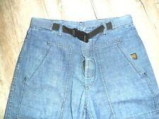 G-STAR RAW  jeans femme  Mod KAYRALL TAILLE 29x34 / 38Fr  BON ETAT(Corr 29x32)