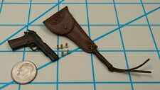 DID WWII US Military Police Bryan Pistol n Holster 1/6 Toys Soldier 3R GI MP Dam