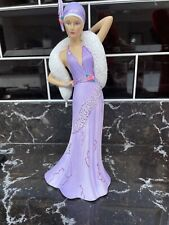 More details for clintons art deco figurine in perfect condition