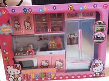 Hello Kitty Kitchen Set Toy