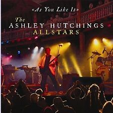The Ashley Hutchings Allstars - As You Like It [CD]