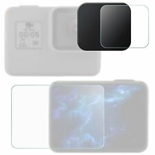 Screen Protector for GoPro Hero 5 Black Sport Camera Screen and Lens AFUNTA...