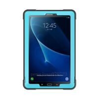 Shockproof Silicone Case Cover For Samsung Galaxy Tab A 10.1 2016 T585 T580+Film