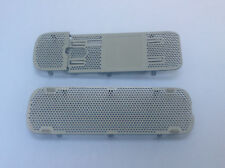 XBOX 360 OUTER CASE SHELL REPLACEMENT GRILLS GREY
