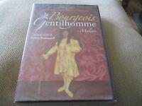 """DVD NF """"LE BOURGEOIS GENTILHOMME de Moliere"""" mise en scene de Colette ROUMANOFF"""