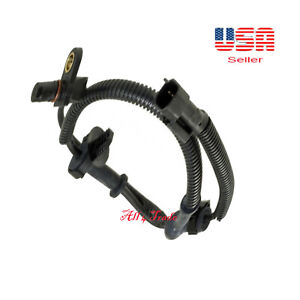 ABS Wheel Speed Sensor Front Right or Left Fit:Dodge Ram 1500 2006-2008 4WD