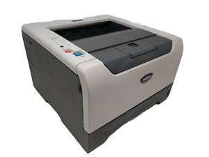 Brother HL-5240 Workgroup Laser Printer w/ 50% Toner LOW PAGE COUNT! Working