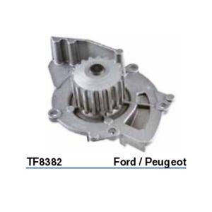 Tru-Flow Water Pump (Saleri Italy) TF8382 fits Volvo S40 2.0 D (MS) 100kw