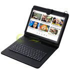 10 Inch Android 8 Ten Core HD Game Tablet Computer PC GPS Wifi Bundle Keyboard
