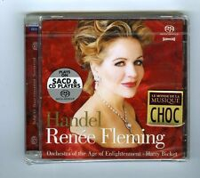 SACD (NEW) RENEE FLEMING HANDEL