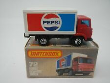 Matchbox Dodge Delivery Truck Pepsi MB72