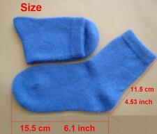 Pure Cashmere Socks from Mongolia for Children Kids for Ages 3-8