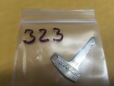 Key Precut Replacement # 323  G3 G4 F5 F8 KH100  27008-034-23  Kawasaki NOS