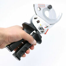 Heavy Duty Ratchet Cable Cutter Cut Up To 500mm2 Ratcheting Wire Cut Hand Tool