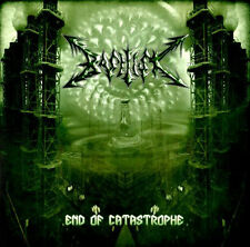 BASILISK End Of Catastrophe CD