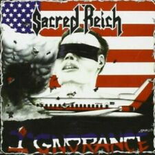 CD SACRED REICH IGNORANCE BRAND NEW SEALED