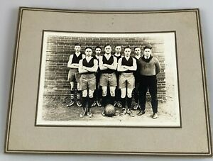 MHS, 1920-21 - Vintage Basketball Team Photo Collectable Sports Picture